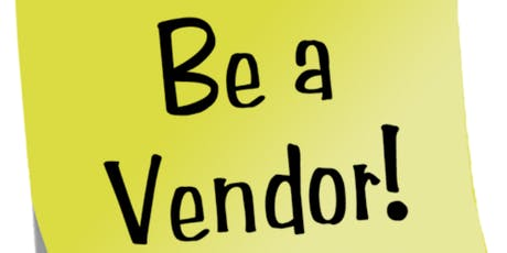 1Vendor We Need You You! tickets