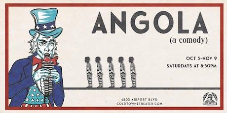 Angola tickets