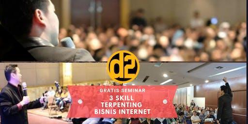 Seminar Gratis # keahlian terpenting di Internet