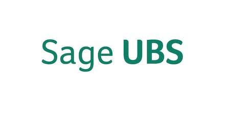 UBS Payroll  Classroom Training tickets