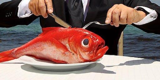 Australian Seafood Christmas Class