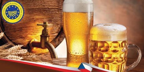 Czech Beer Days: What's Behind the Brew? ~ w/Beer Expert Evan Rail  tickets