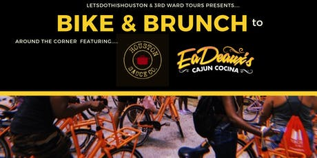 Bike & Brunch to Around the Corner |  Feat. Houston Sauce Co & Eadeauxs tickets