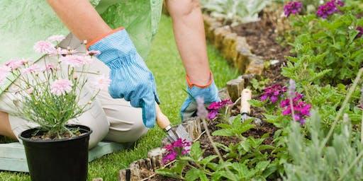 Spring Gardening, Ages 18+, FREE