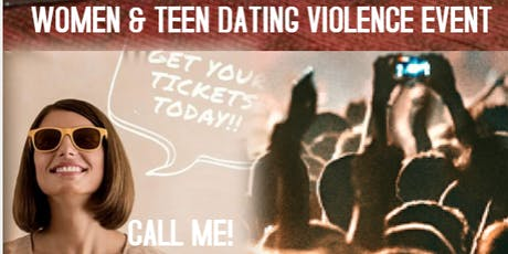 Women & Teen Dating (Domestic Violence Awareness) Event  tickets