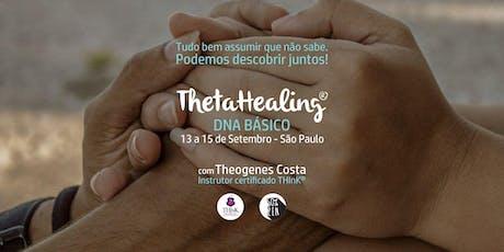 ThetaHealing® DNA Básico - SÃO PAULO ingressos
