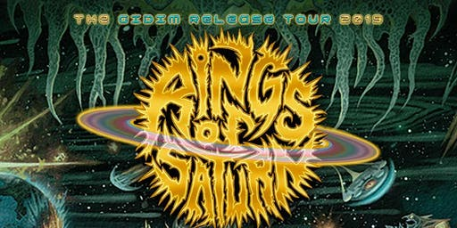 Rings of Saturn @ Holy Diver