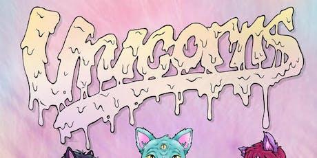 Unicorns - Kitty Kitty Meow Meow (MELB) tickets