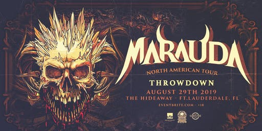 Mastadon: North American Tour