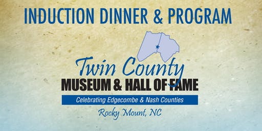 Twin County Hall of Fame 2019 Induction Banquet