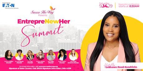EntrepreNEWHER Summit tickets