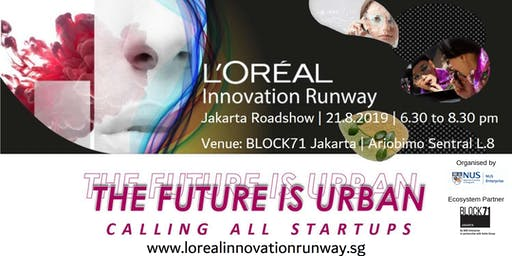 L'Oréal Innovation Runway 2019