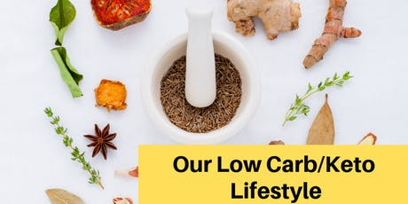 Our Low Carb/Keto Lifestyle - Annerley tickets