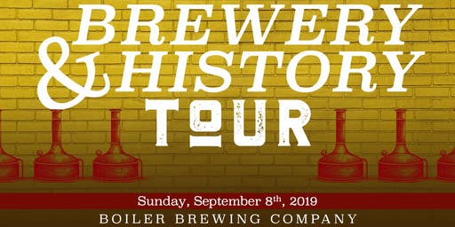 Brewery and History Tour