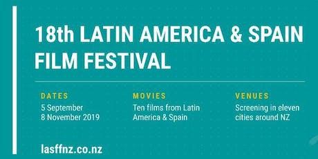 18th Latin America & Spain Film Festival - Free Event! tickets