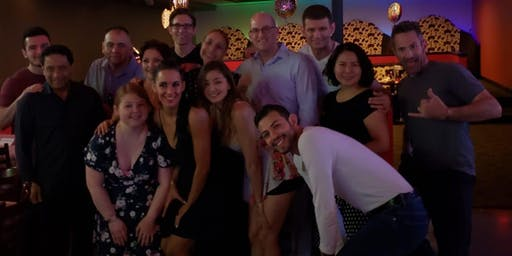 Salsa Group Class and Latin Dance Party