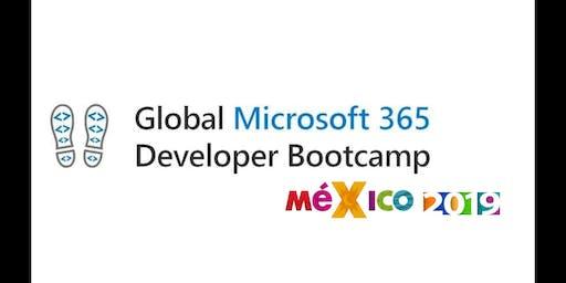 Global Microsoft 365 Developer Bootcamp 2019 CDMX