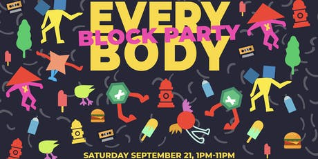 EveryBody: Block Party tickets