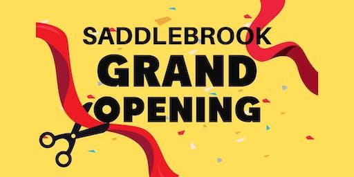 Saddlebrook Grand Opening by Liberty Communities