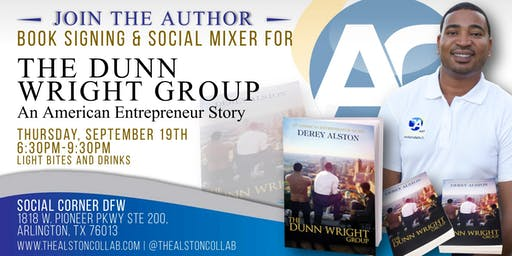 The Dunn Wright Group Book Signing & Social Mixer