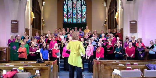 Do you love to sing? - Try Simple Gifts Choir for free.