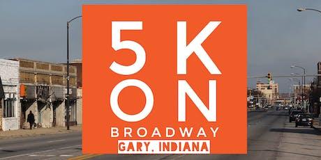 5K on Broadway tickets