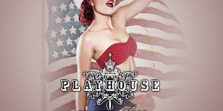 Labor Day Weekend @ PLAYHOUSE Nightclub / Everyone FREE until 11pm tickets