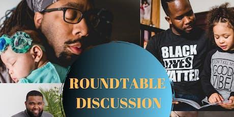Black Men Roundtable: Maternal Mental Health tickets