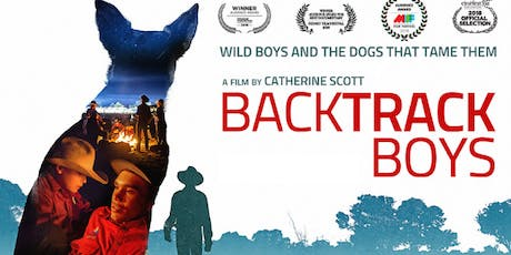 The Kimberley Foundation Backtrack Boys Private Screening tickets