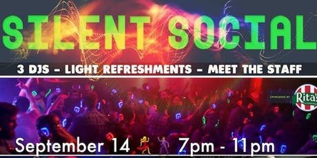 2nd Annual Silent Social tickets