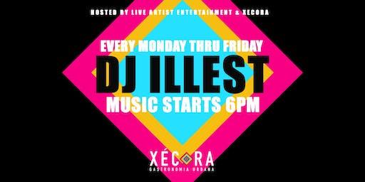 DJ Illest @ Xecora El Monte