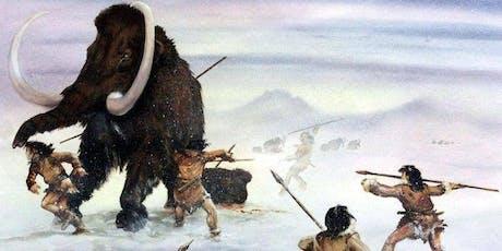 The Mammoth Hunter's Club tickets