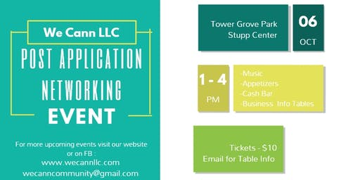 Post Application Networking Event