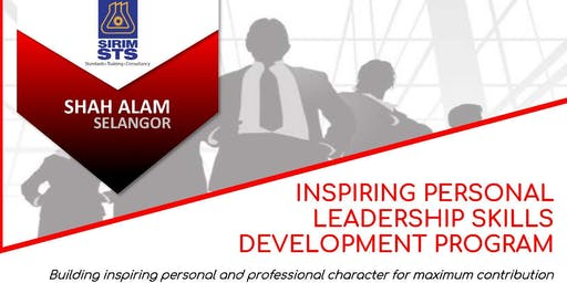 INSPIRING PERSONAL  LEADERSHIP SKILLS DEVELOPMENT PROGRAM
