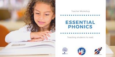 Essential Phonics Teacher Workshop