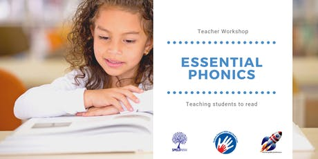 Essential Phonics Teacher Workshop tickets