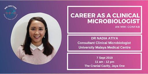 MMI Confab: Career as a Microbiologist