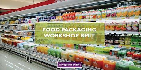 RMIT Food Packaging Workshop  tickets