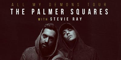 The Palmer Squares (Presented By Monday of the Minds)