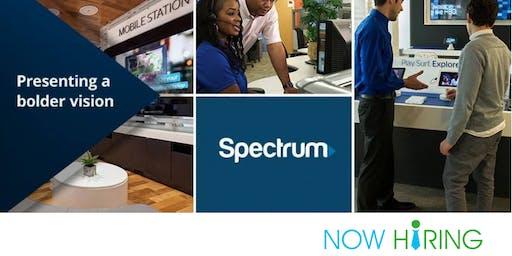 Meet & Greet: Spectrum - Meet the Employer