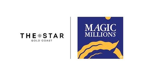 2020 The Star Gold Coast Magic Millions Raceday - Skyline Restaurant