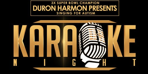 Duron Harmon's Karaoke Night: Singing for Autism