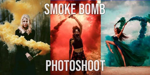 Smoke Bomb Photoshoot #2 (FULL)