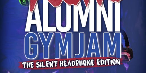 Young Alumni Gym Jam : The Silent Edition