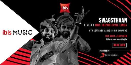 ibis MUSIC - Jaipur with SWAGSTHAAN