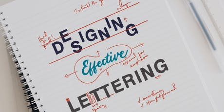 Pro Series: Hand-lettering (Designing Effective Lettering) tickets