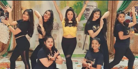 Bollywood 5 Dance Classes for $60  tickets