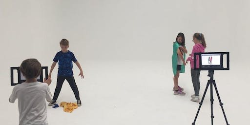 YouTube Content Creation Camp at Activate HQ! Grades 4-6
