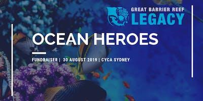 Ocean Heroes Fundraiser