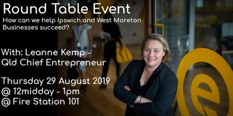 Business development providers round table - Ipswich and West Moreton  tickets